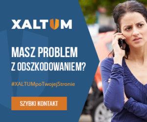 odszkodowania, Xaltum