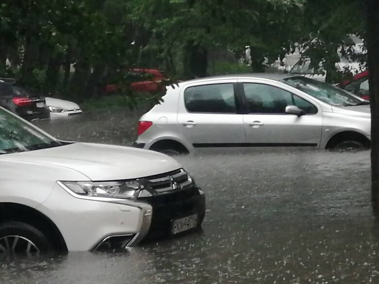 Odszkodowanie za zalane auto
